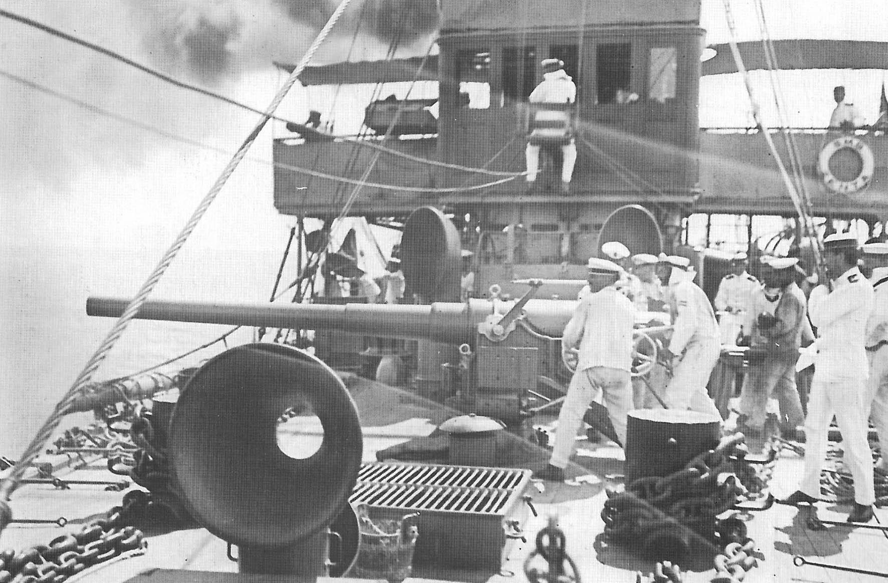 1903z Schießübungen SMS Zenta_b