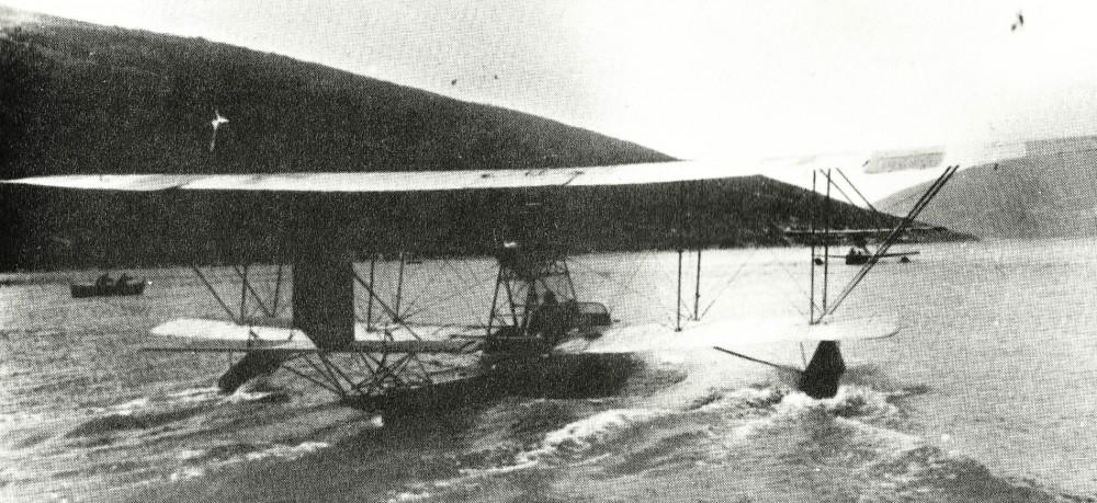 1916 L-61 Lohner-Flugboot Kopie