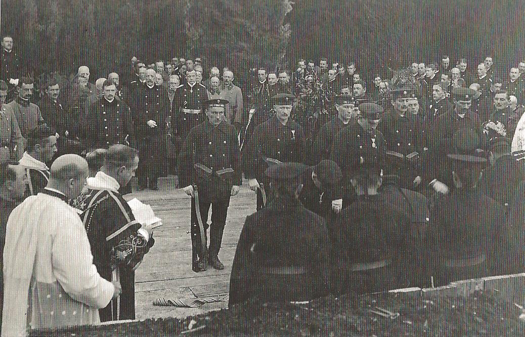 1917-01-12 Bestattung des Großadmirals