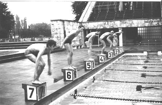 1966 Berlin Schwimmen