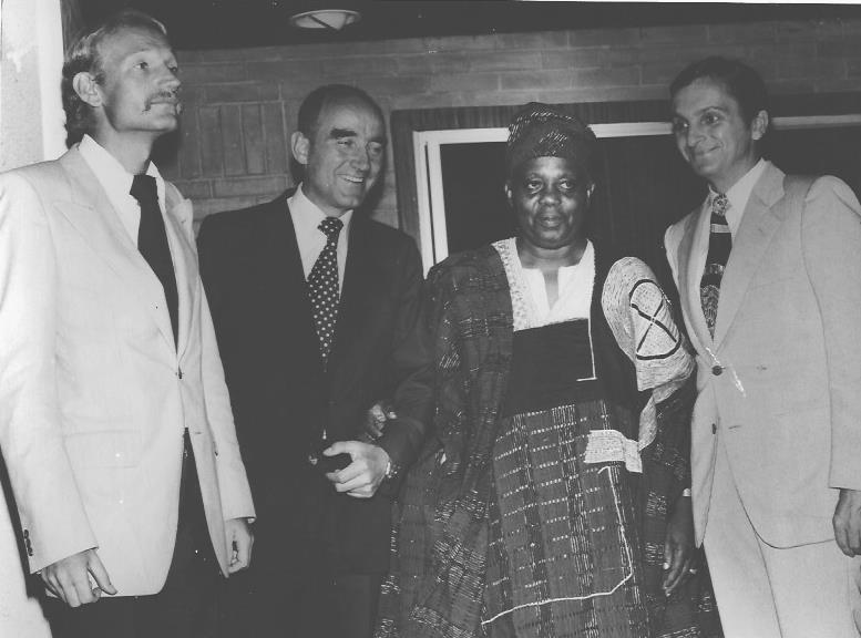 1977 Wirtschftstagung Lagos
