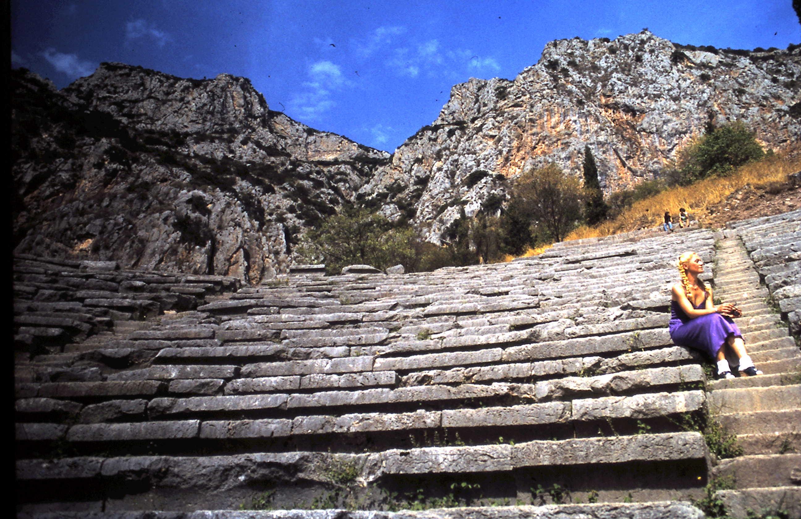 1979-09-26 Delphi HCC im amphitheater