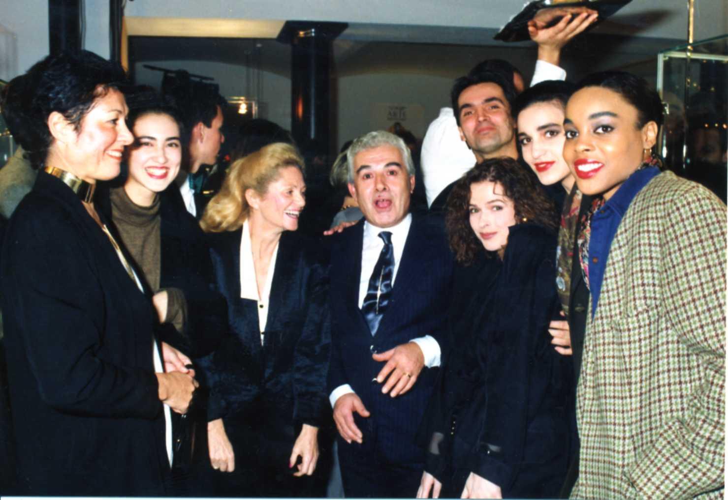 1990-11 Schmuckvernisage wien