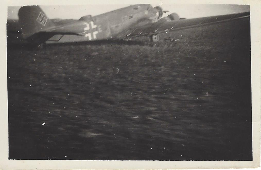 2015-08 Ju 52, Normandie Juli 1940