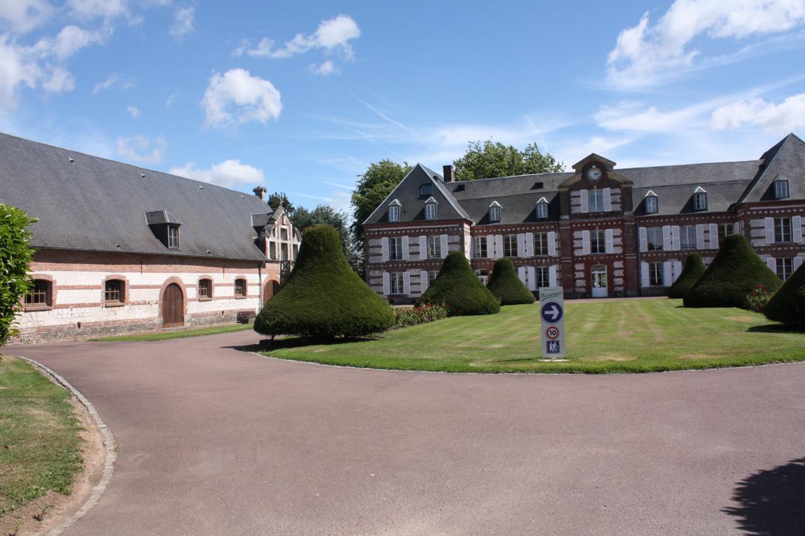 Friville, Schloss