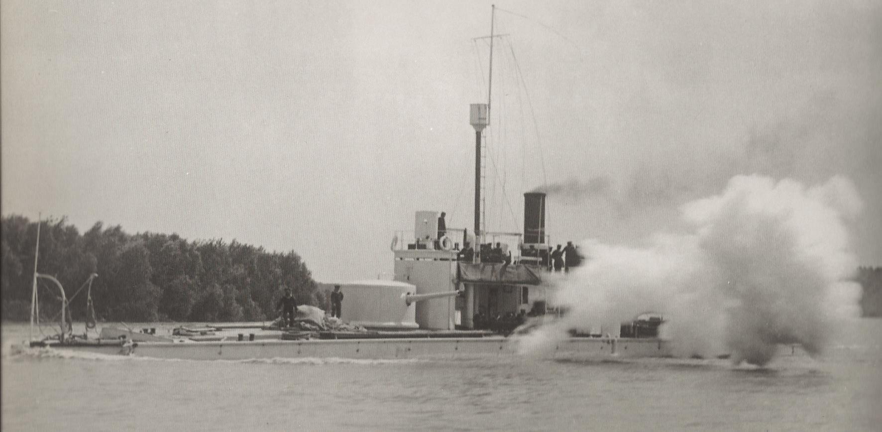 1907 Der Monitor Maros