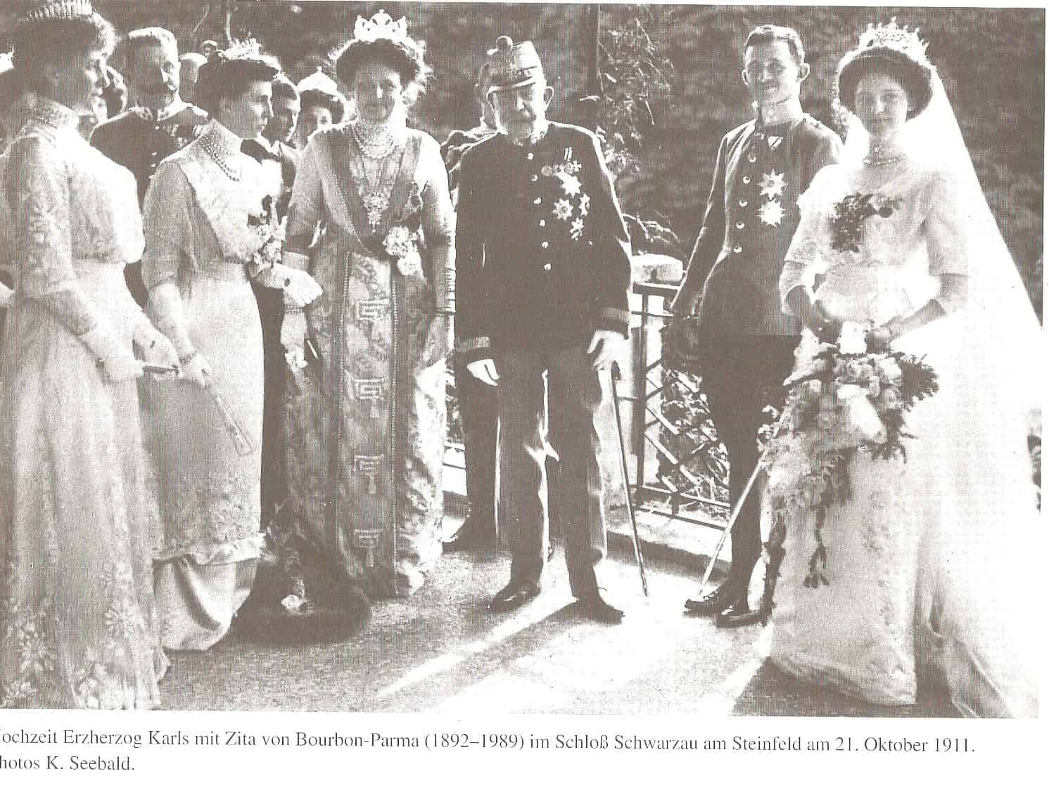 1912 Hochtzeit kaiser Karl-min