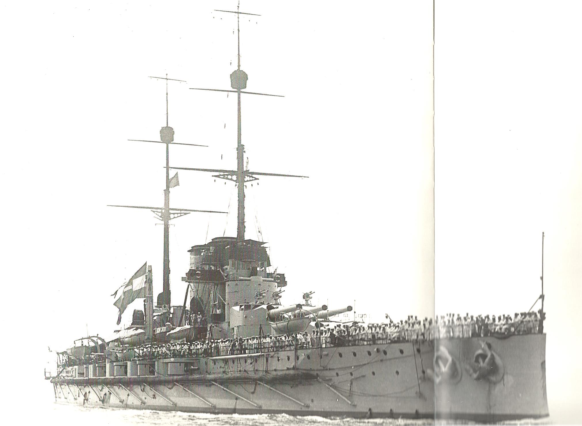 1914 Viribus unitis mit särgen l