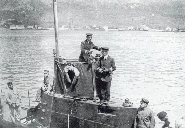 1915-12 SMU-5_Trapp- Uboot