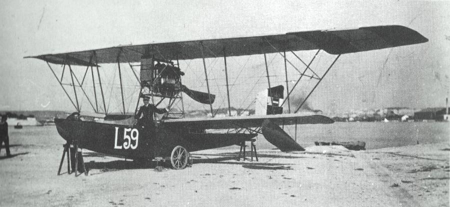 1916 L-59 Lohner Flugboot
